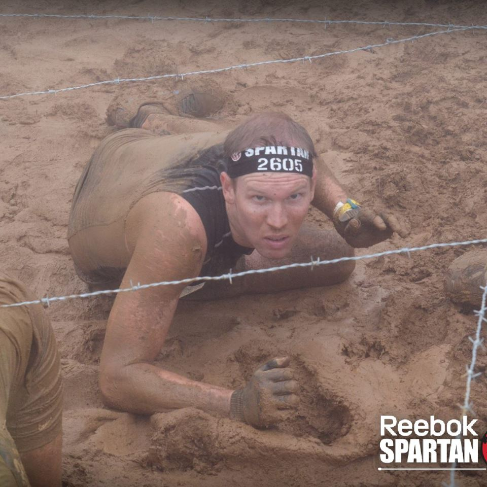 spartan mud