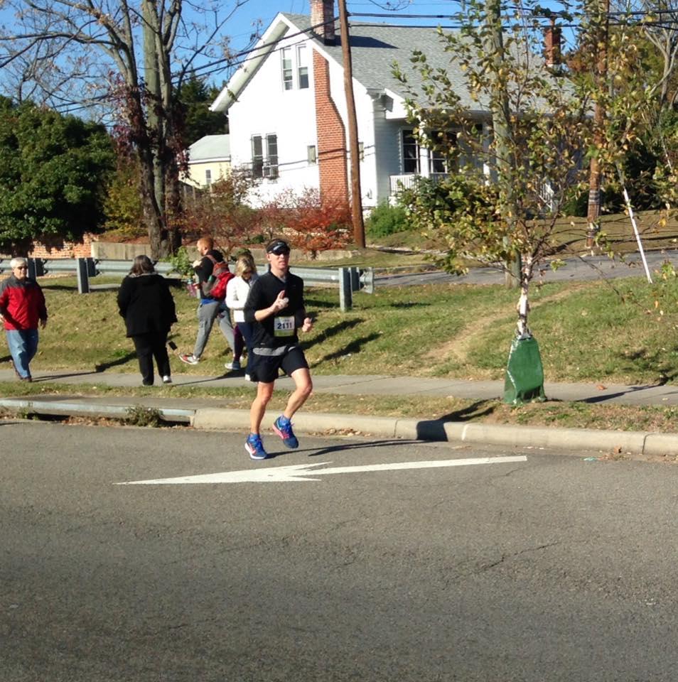 marathon mile 15