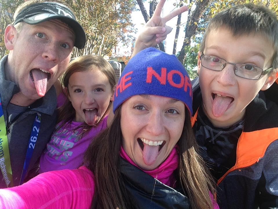 marathon post race